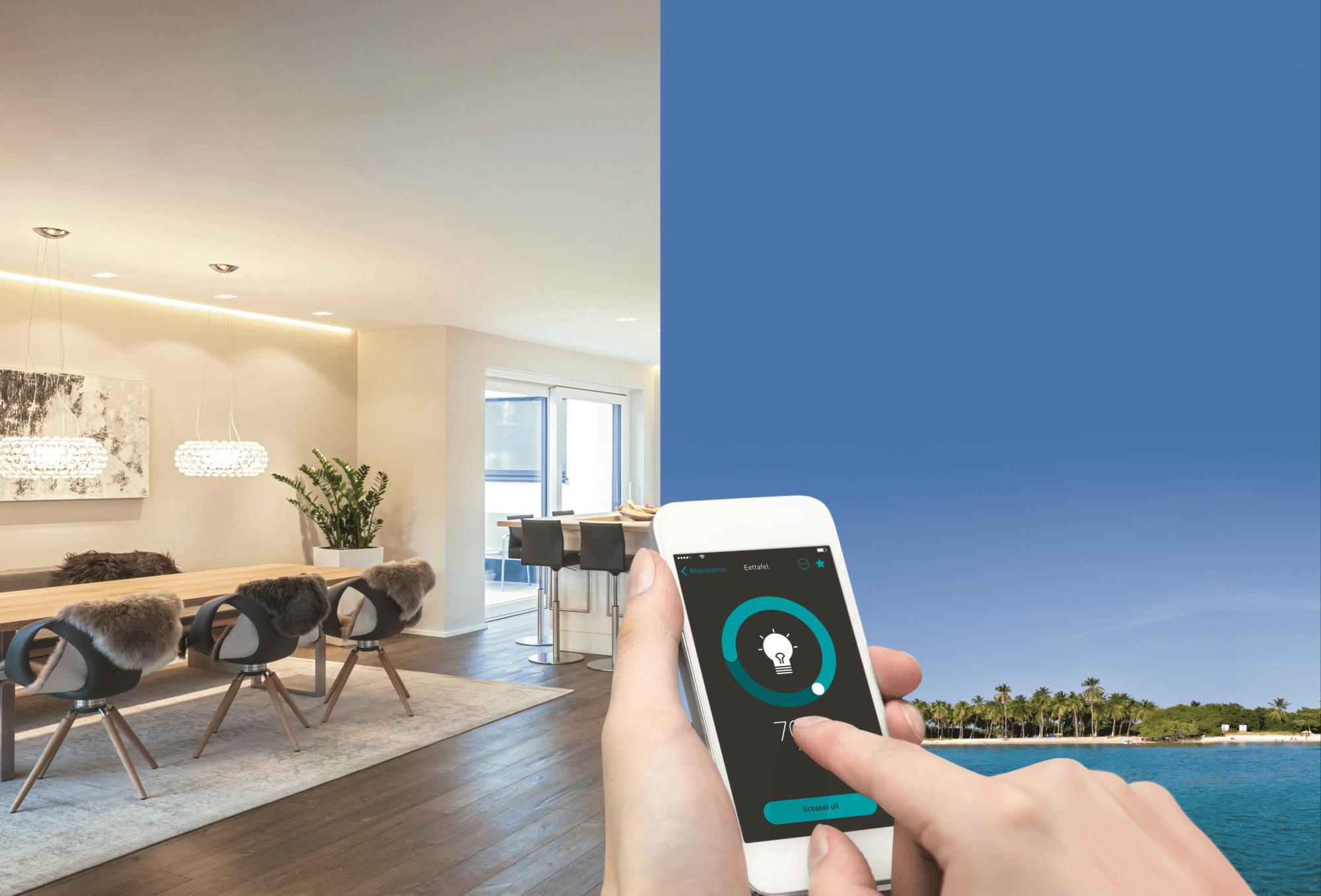 nieuw jung enet smart home oosterberg. Black Bedroom Furniture Sets. Home Design Ideas
