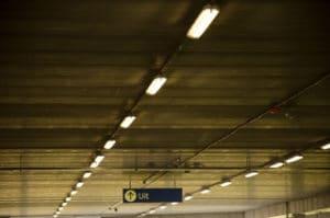 Nieuwe verlichting voor parkeergarages IKEA Nederland - Oosterberg